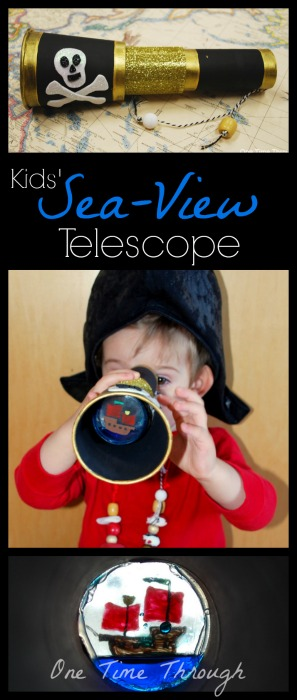 Pirates Craft Telescope